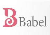 logo agencia babel